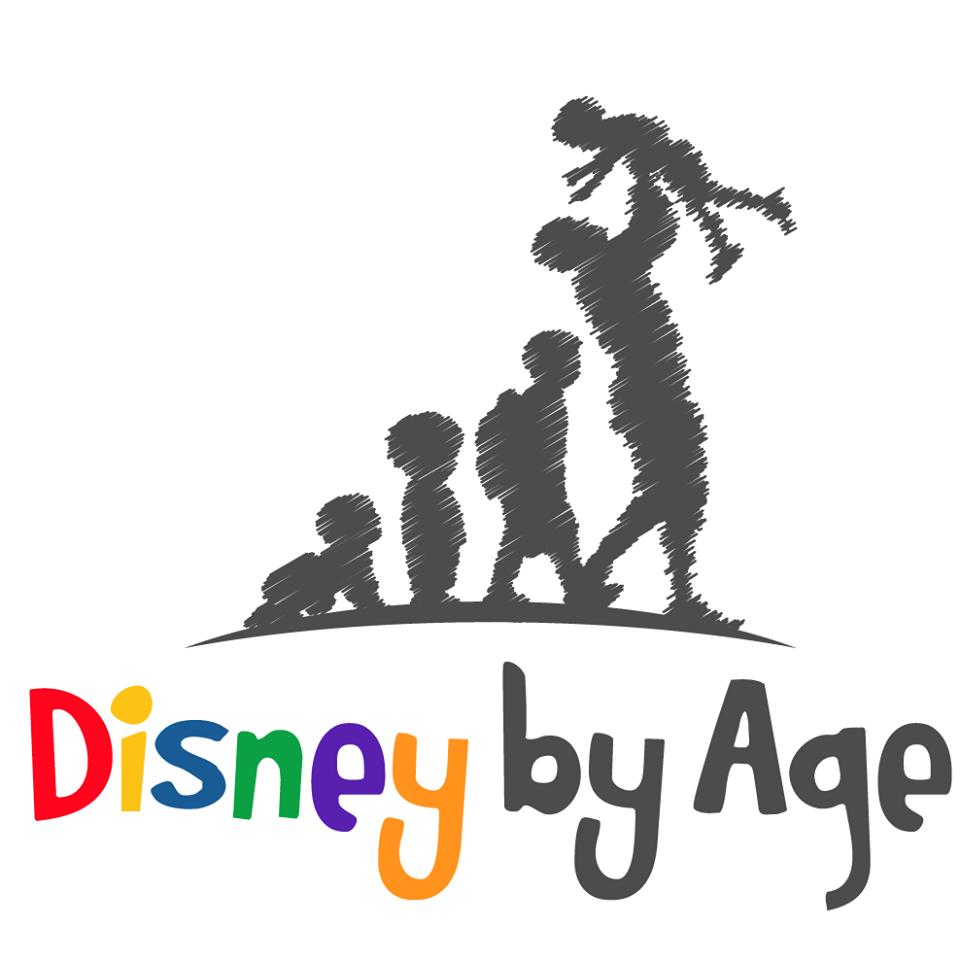 Disney By Age