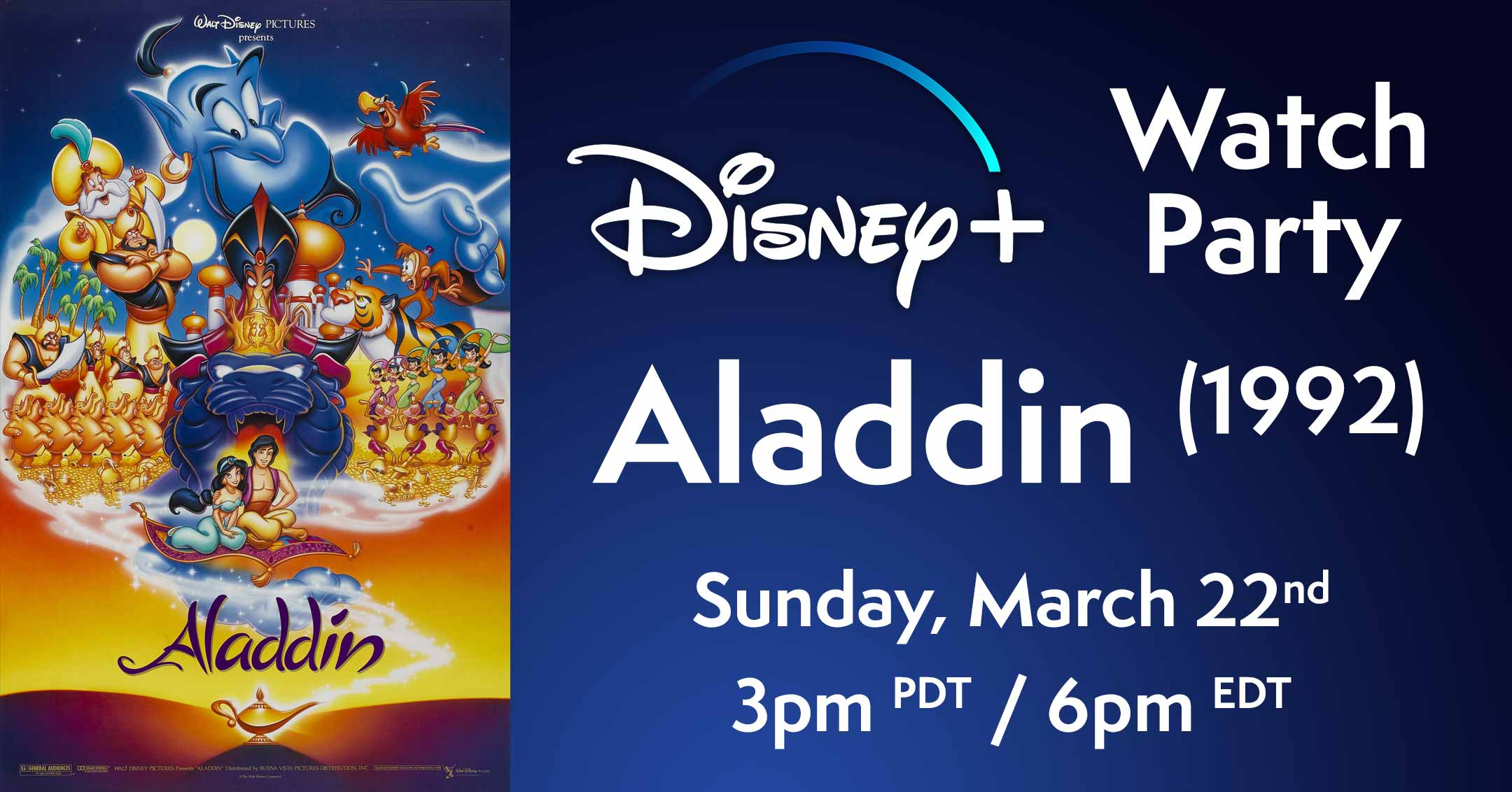 Disney+ Watch Party