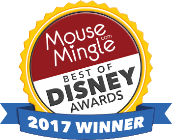 Best of Disney 2017 Winner for Best Attraction at WDWR