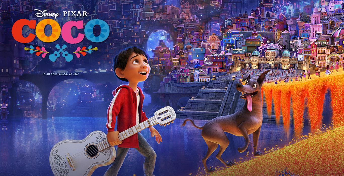 "MouseMingle Movie Meetup: ""Coco"""
