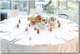 Disney wedding centerpieces - Cinderella, photography by Degress North Images | MouseMingle.com