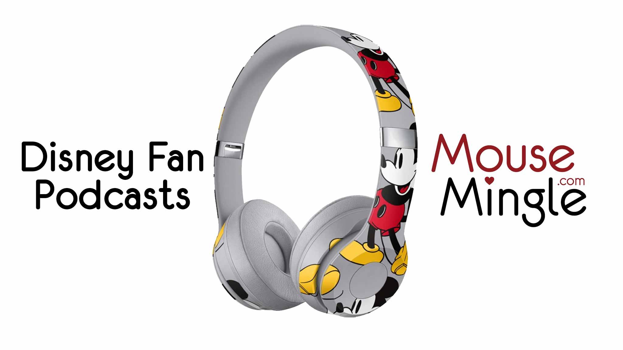Disney Fan Podcasts