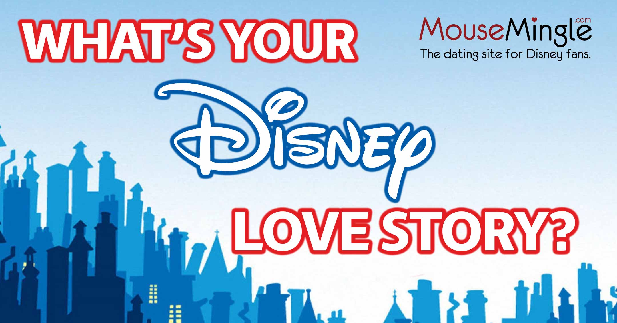 What's Your Disney Love Story?