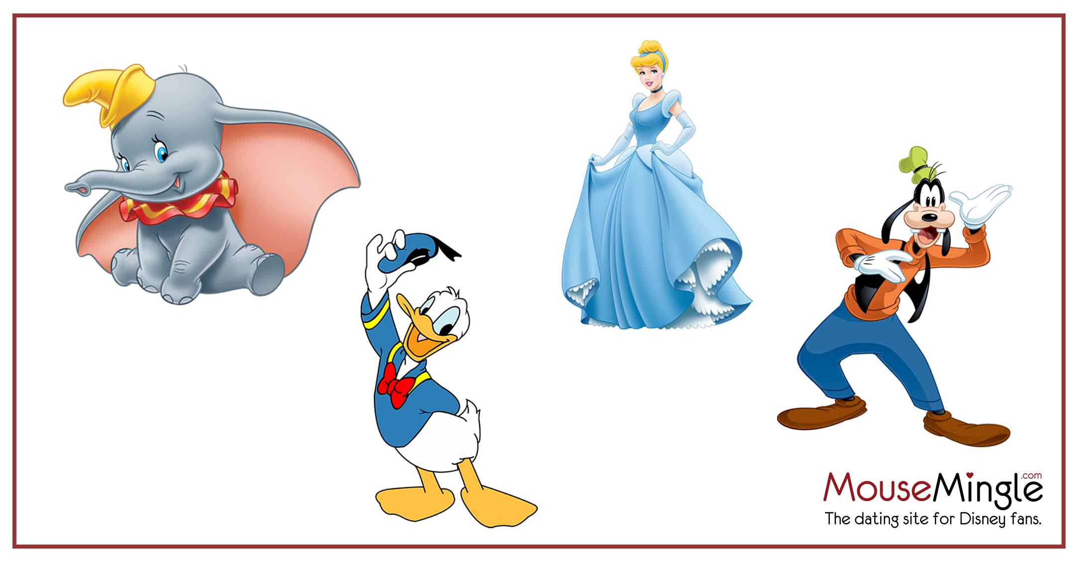 Which of these Disney characters do you like best?