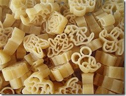 Disney Pasta Dishes - MouseMingle.com