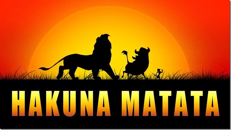 Hakuna Matata | MouseMingle.com