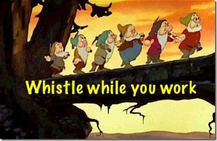 Whistle while you work | MouseMingle.com