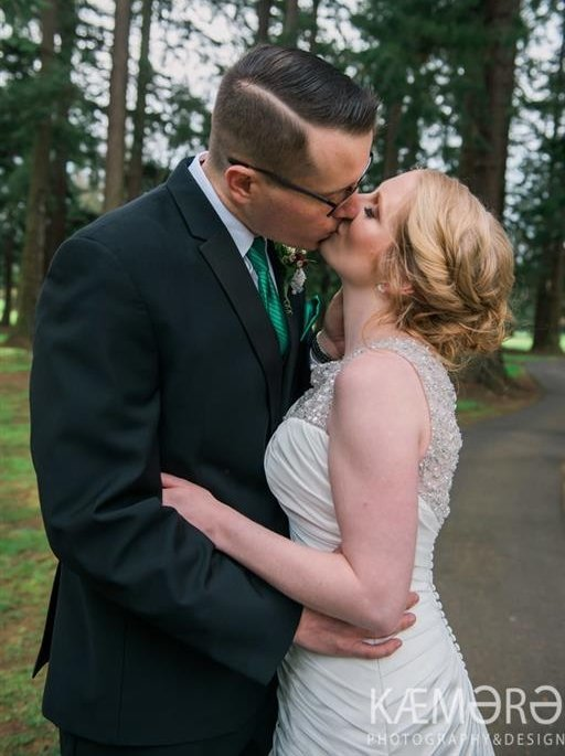 Kelsey and Kevin - True Love's Kiss | MouseMingle.com
