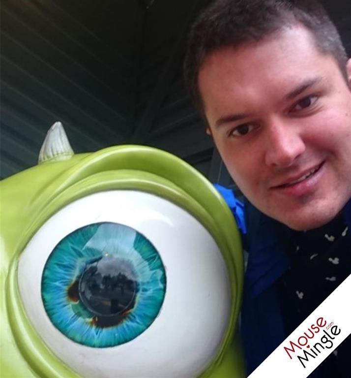 Featured Profile: Michael | MouseMingle.com