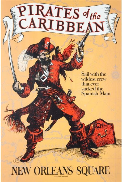 Pirates of the Caribbean | BestOfDisneyAwards.com