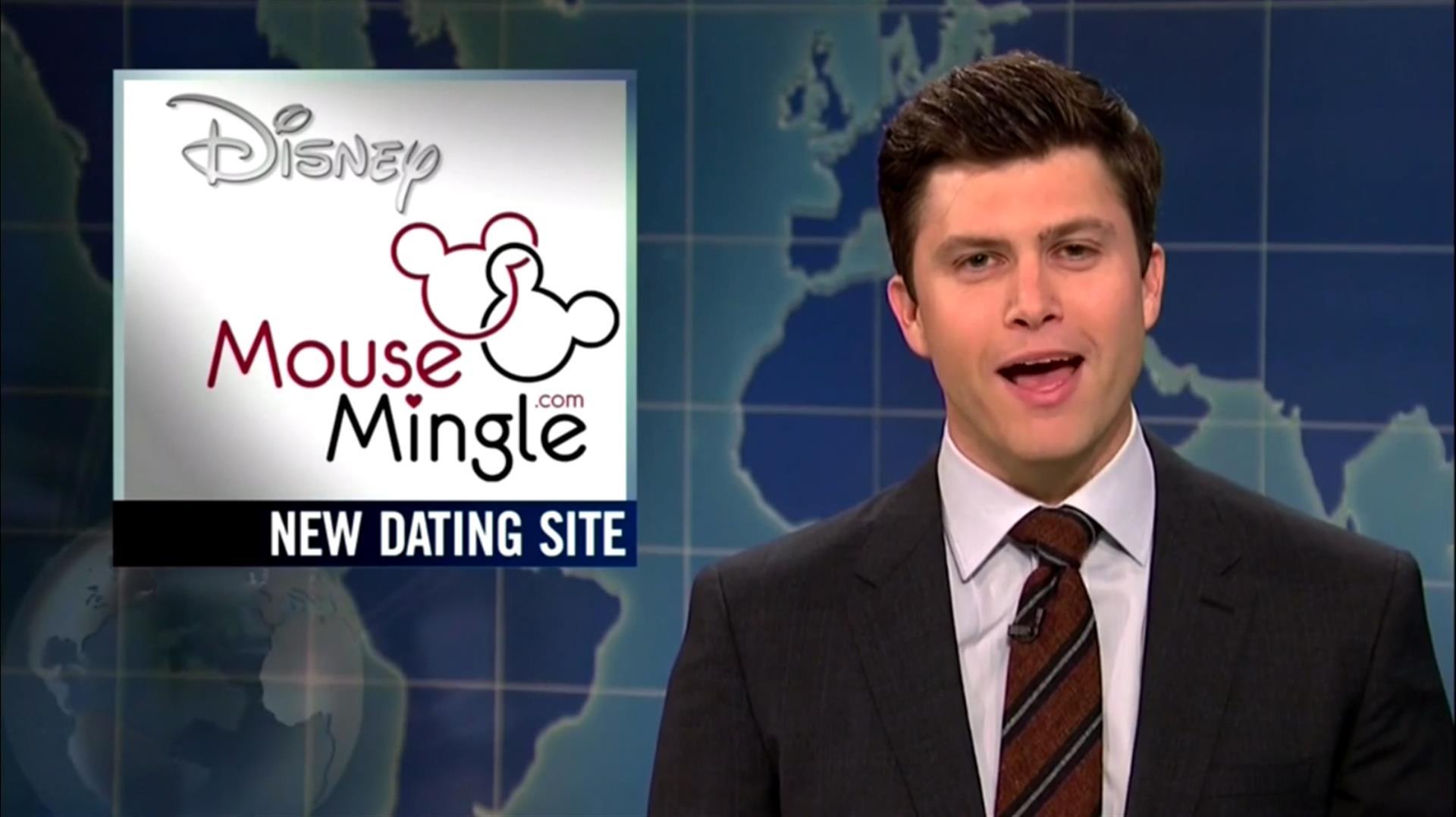 MouseMingle on Saturday Night Live | MouseMingle.com