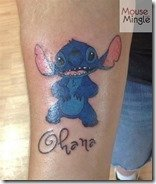 Stitch tattoo - MouseMingle.com