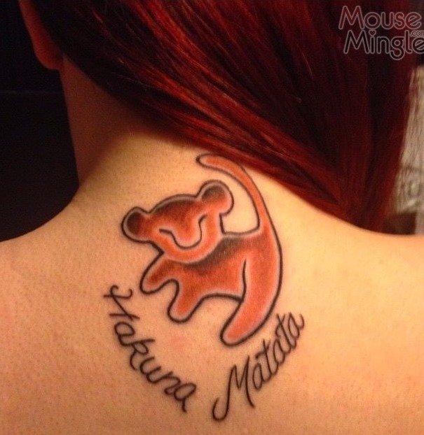 Disney Tattoo Contest Mousemingle