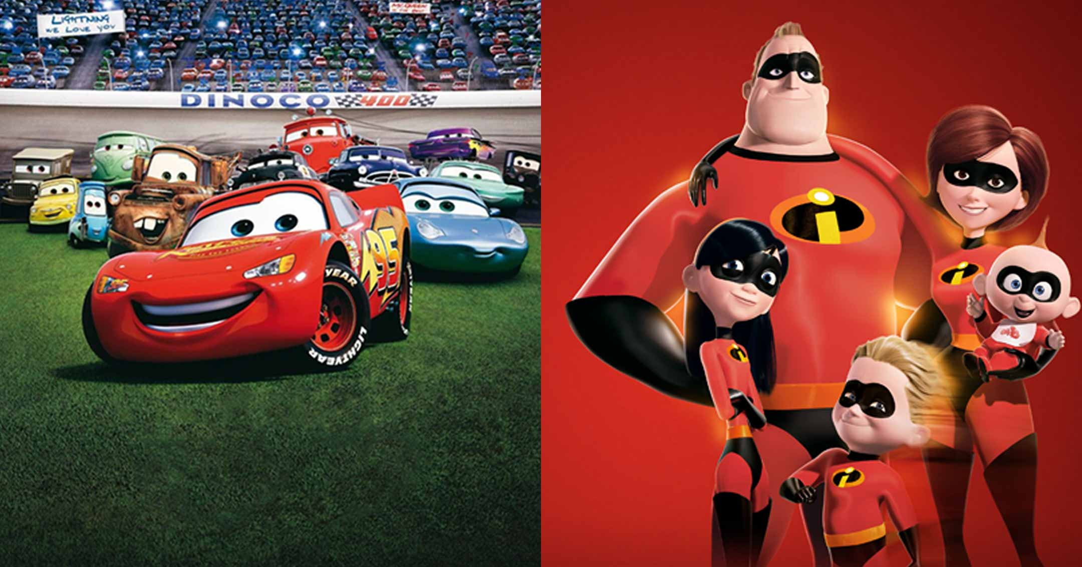 Which Is Better: Cars or The Incredibles?