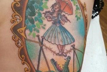 2016 Disney Tattoo Contest Winners