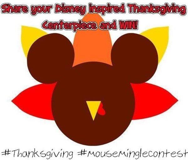 Disney Centerpiece Contest! - MouseMingle.com