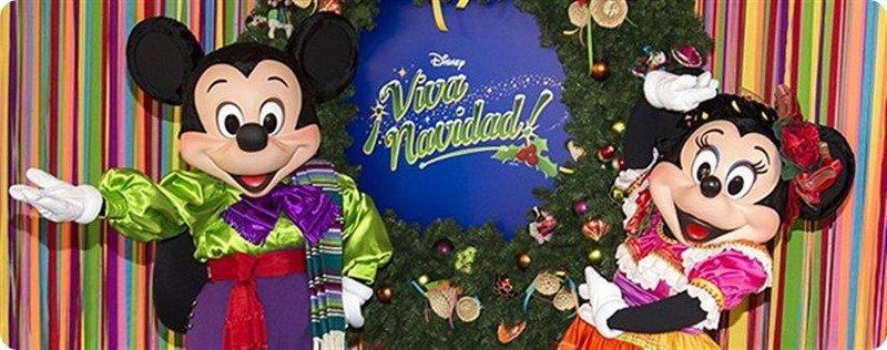 Viva Navidad | MouseMingle.com